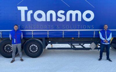 Notre 15ᵉ semi-remorque Schmitz Cargo Bull !